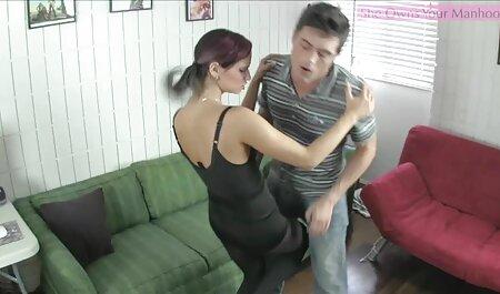 MexiMilf Gaby Quinteros baise ahporno gratuit un garçon blanc et une grosse bite noire!